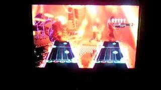 Guitar hero WOR - Sudden death - co-op expert
