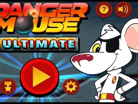 Danger Mouse Ultimate Full Gameplay Walkthrough