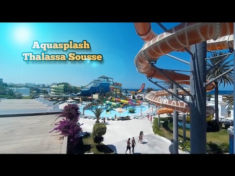 Aquasplash Thalassa Sousse 2015