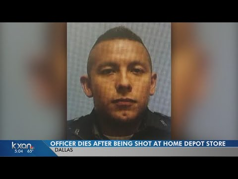 One Dallas police officer dies, while other remains in critical condition