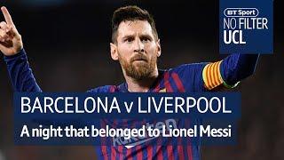 Magic Messi!