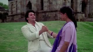 Tere Jaisa Mukhda To Pehle Kahin Dekha Nahin - Pyar Ke Kabil | Kishore Kumar | Bappi Lahiri HD Video