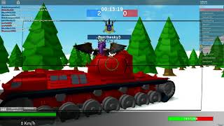 Roblox Tankery: IS-2 Examen!
