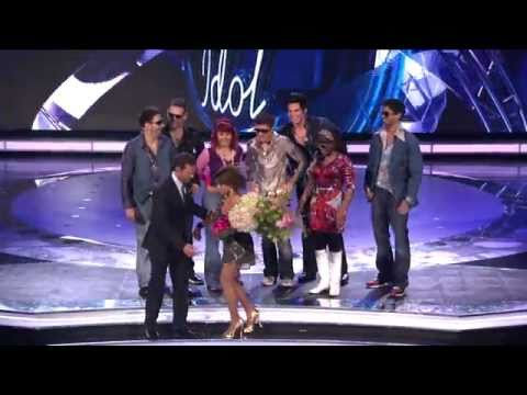 Adam Lambert   -  Disco Group Dance  -  Top 7 Reloaded Results  -  22/04/09