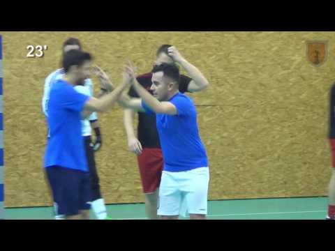 BiałoAzzurri FC - FC RedTube Piłkarska Liga Trójmiasta R-GOL PL3 Zima 2016/2017