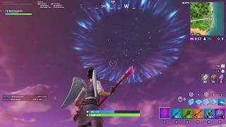 Footage Of The Crack Closing in Fortnite Battle Royale