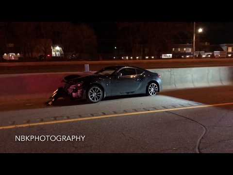 Burlington: Man dead after street racing crash on QEW