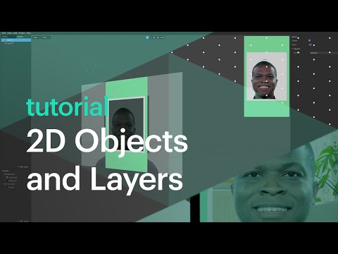 Tutorial: 2D Objects