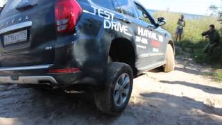 Покатушки Haval H9 vs Great Wall Hover H5. Сток