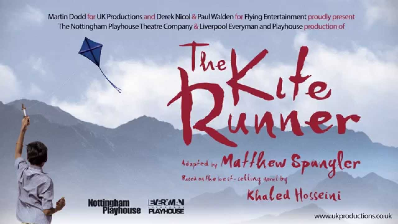 the kite runner at nottingham playhouse