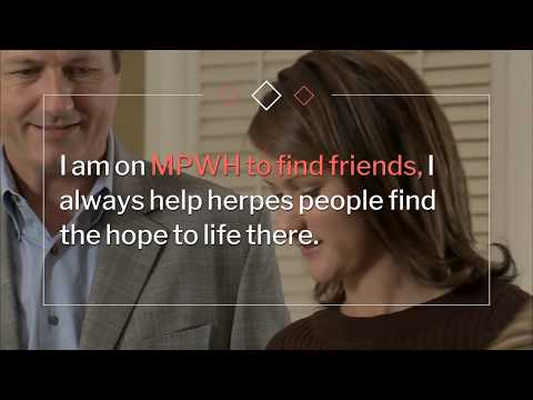herpes support and dating