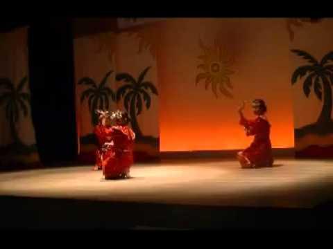 Tari Tanggai   Tari Tradisional Palembang