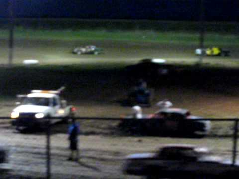 feature at stuart speedway  -aug 23