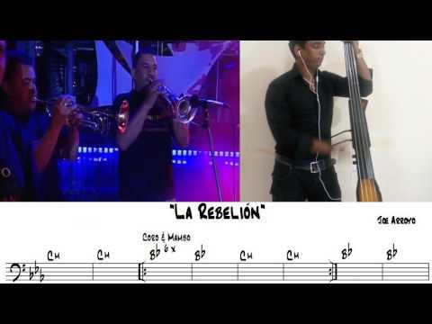 La rebelión. Bass Cover por Emilio Labardi Lopez de Cuba
