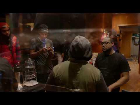 Trey Songz & JR - Chicago In-Studio Session