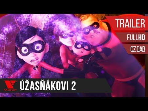 Úžasňákovi 2 (2018) Full HD trailer #2 [CZ DAB]
