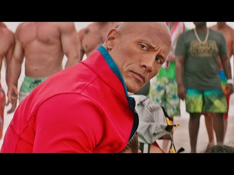 Thumbnail: 'Baywatch' Official Trailer (2017) | Dwayne Johnson, Zac Efron