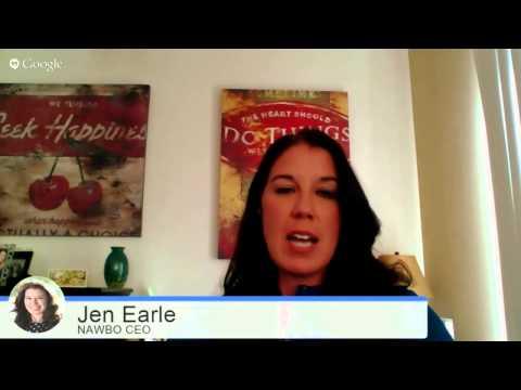 Lorin & Friends:  Jen Earle, NAWBO CEO