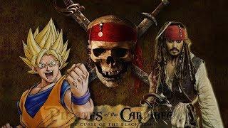 Trailer Pirates des Caraïbes 3 Jusqu'au bout du monde (Dragon Ball Z, One Piece, Fairy Tail)