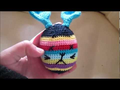 Tuto amigurumi : doudou lapin lanukas - Tout sur le crochet et les ... | 360x480