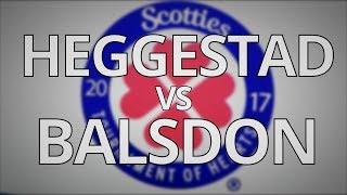 2017 ONT Scotties - Heggestad vs Balsdon
