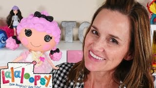 Lalaloopsy Doll Cherie Prim 'N' Proper Band Together Episode New Toy Review by DCTC