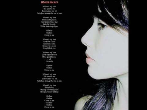 Caroline Lufkin - Where's My Love