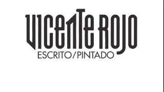 Teaser: Vicente Rojo. Escrito / Pintado
