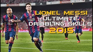 Lionel Messi ● Ultimate Dribbling Skills 2014/2015 |HD