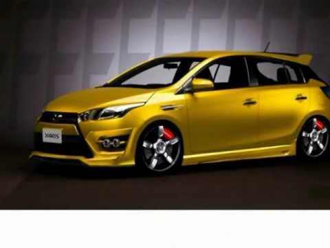 Modifikasi All New Yaris Trd Sportivo Kijang Innova 2.0 V M/t Keren Abis Youtube Mobil Balap