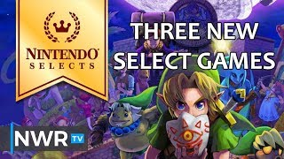 Three New Nintendo 3DS Selects Titles Revealed