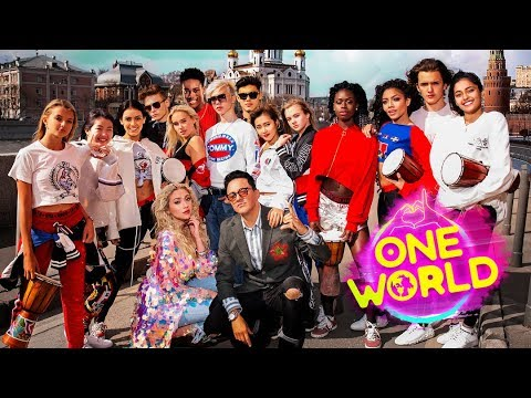 RedOne feat. Adelina & Now United - One World (2018 FIFA World Cup Russia - beIN SPORTS)
