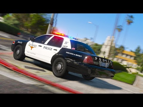 LSPDFR - Day 641 - Fort Worth Police Department