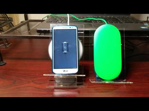 Diy magnetic qi wireless charging car mount 4