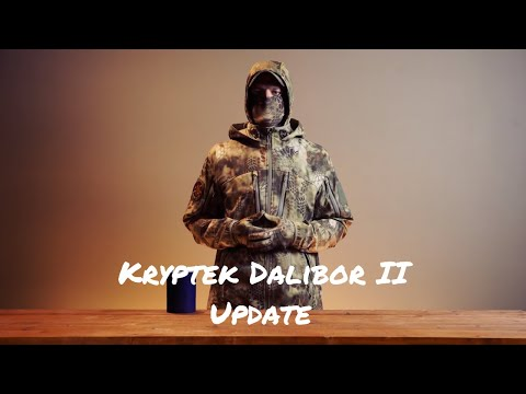 Gear Review: Kryptek Dalibor II Update