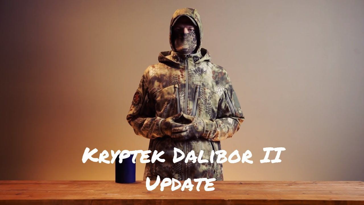 dcd77f7ff569c Gear Review: Kryptek Dalibor II Update - YouTube