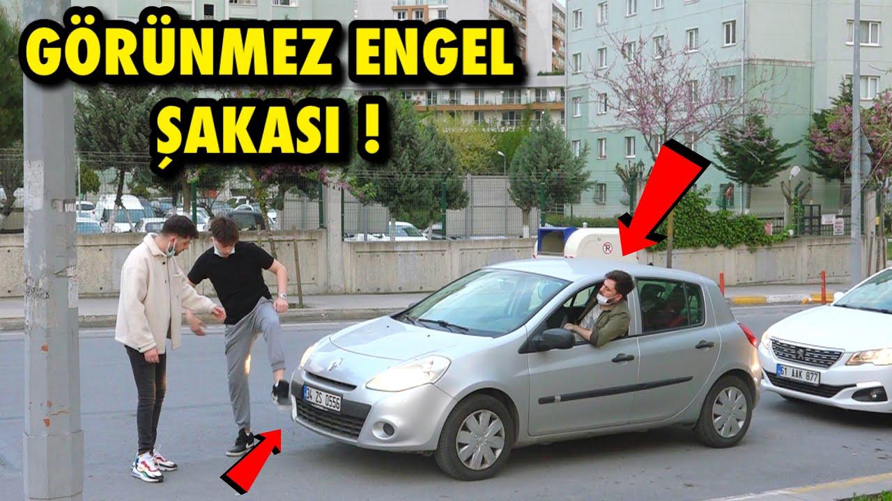 Download GÖRÜNMEZ ENGELE TAKILMA ŞAKASI !