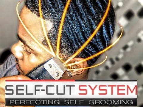 How To Cut Your 360 Waves End of 9 weeks Wolfin\u0027 Self,Cut  System(www.selfcutsystem.com)
