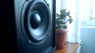 Microlab FC530 subwoofer (basstronic - bass i love you)