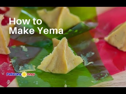 How to make yema