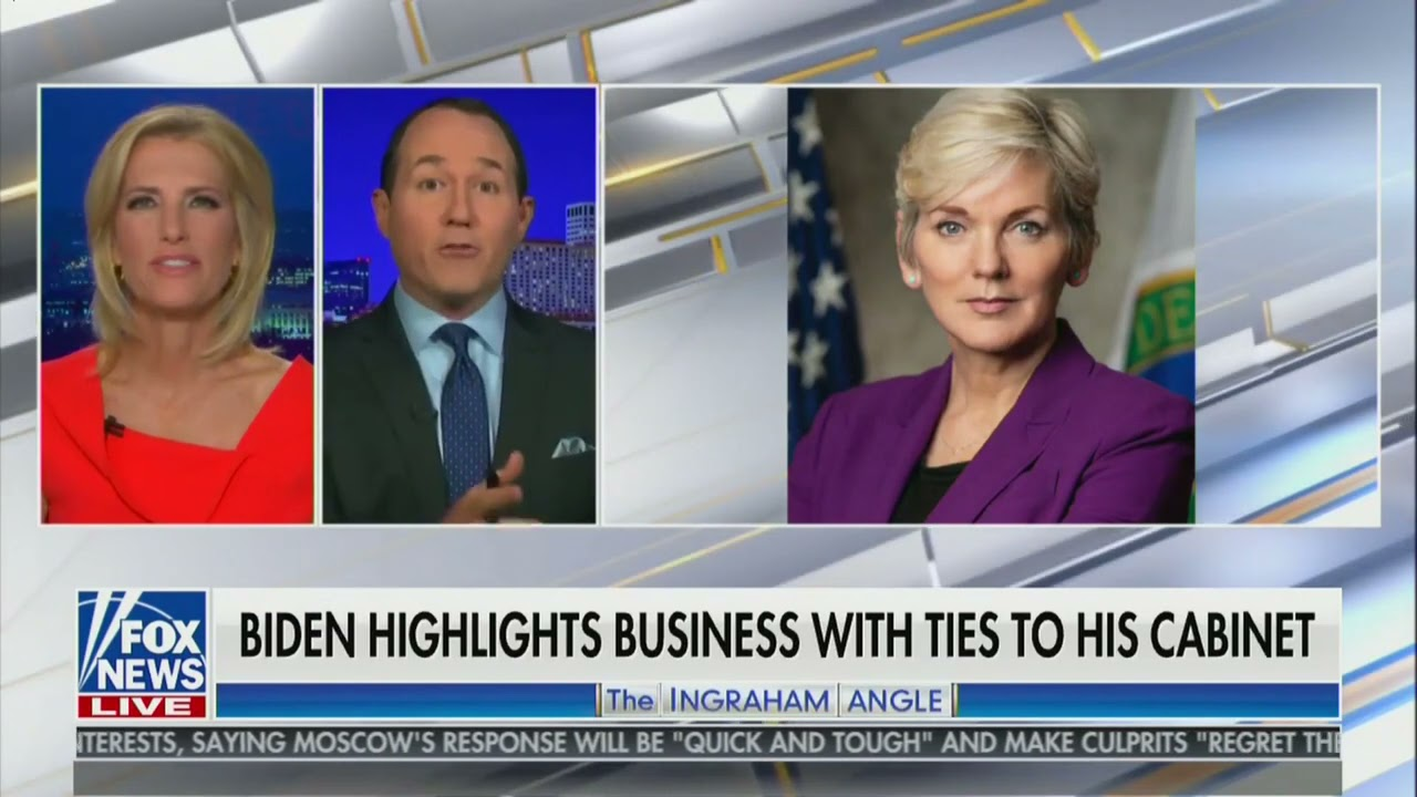 Fox News Reports: Biden Promoted A Company His Energy Secretary Has Millions Invested In