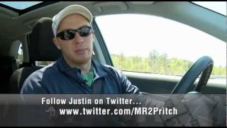 Mitsubishi RVR Test Drive