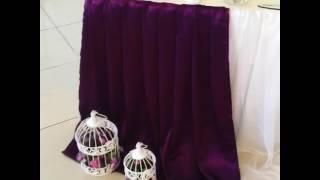 Декор свадьбы. Свадебный декор. Оформление свадьбы. Творческая мастерская ваш день
