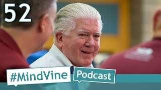 #MindVine Podcast Episode 52 - Brian Burke Talks Hockey, Inclusivity and Mental Health