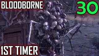 Bloodborne 1st Timer Walkthrough - Part 30 - Hypogean Gaol Return: Things Have Changed...