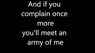 BJÖRK-ARMY OF ME