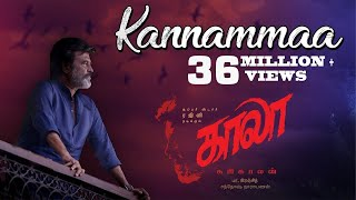 kannamma video song kaala tamil rajinikanth pa ranjith santhosh narayanan