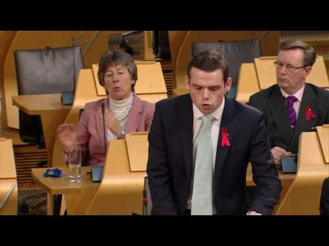 Minimum Age of Criminal Responsibility - Scottish Parliament: 1st December 2016