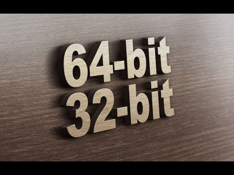 how to know if system 32 or 64