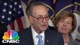 Senator Chuck Schumer: First Fight Will Be Over Health Care | CNBC